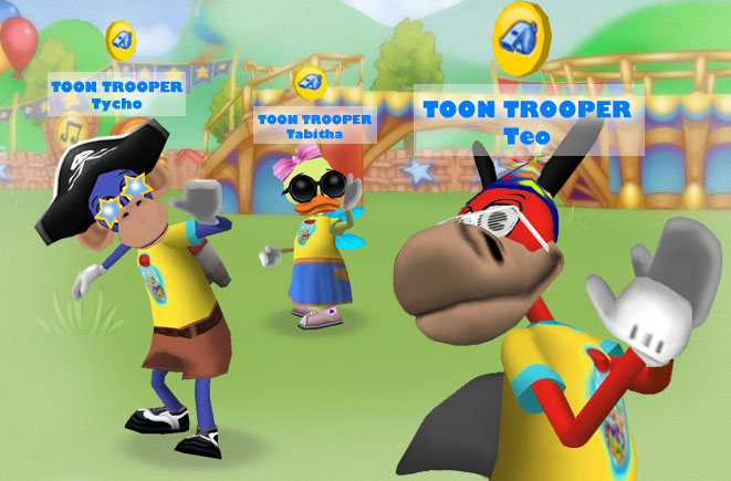 Stock options toontown