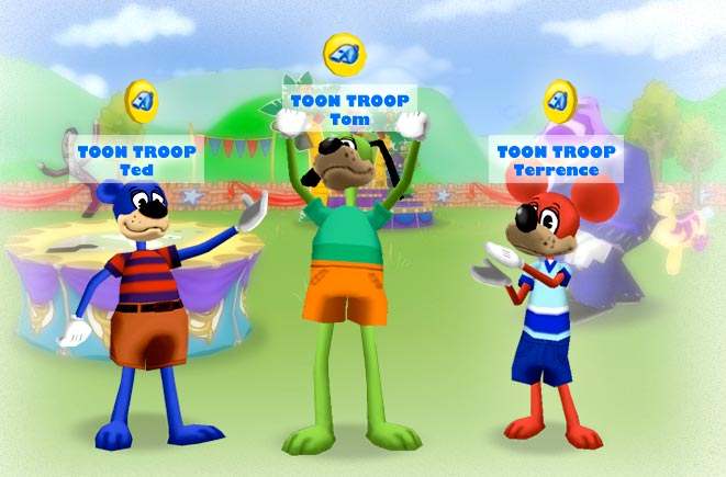 Meet the Toon Troop  Toon-troop-661x435