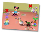 Match Minnie Game